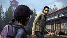 The Walking Dead: Season Two (Vita) Screenshot 2
