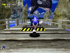 Sonic Adventure Screenshot 2
