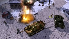 History Legends of War: Patton (Vita) Screenshot 3