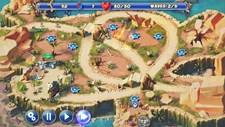 Day D Tower Rush (EU) (Vita) Screenshot 2