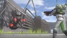 Earth Defense Force 2: Invaders from Planet Space (Vita) Screenshot 2