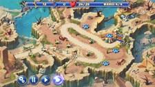 Day D Tower Rush (EU) (Vita) Screenshot 1