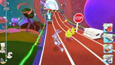 Looney Tunes Galactic Sports (Vita) Screenshot 1