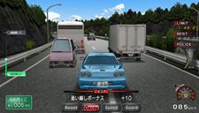 @SIMPLE V Series Vol. 2 The Tousou Highway Full Boost: Nagoya-Tokyo Gekisou 4-Jikan (Vita) Screenshot 2