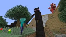Minecraft: PlayStation Vita Edition (Vita) Screenshot 7