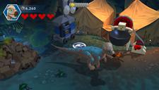 LEGO Jurassic World (Vita) Screenshot 4