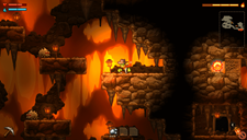 SteamWorld Dig (JP) (Vita) Screenshot 2