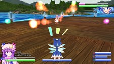 Touhou Kobuto V: Burst Battle (JP) Screenshot 5