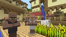 Minecraft: PlayStation Vita Edition (Vita) Screenshot 2
