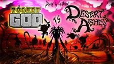 Pocket God vs. Desert Ashes (Vita) Screenshot 7