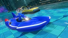 Sonic & All-Stars Racing Transformed Screenshot 1