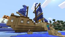 Minecraft: PlayStation Vita Edition (Vita) Screenshot 1