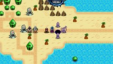 Pocket God vs. Desert Ashes (Vita) Screenshot 2