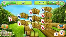 Strike Solitaire (Vita) Screenshot 1