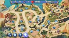Day D Tower Rush (EU) (Vita) Screenshot 4