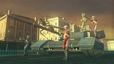 Earth Defense Force 2: Invaders from Planet Space (Vita) Screenshot 1