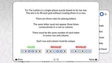 Tic-Tac-Letters by POWGI Screenshot 2