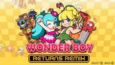 Wonder Boy Returns Remix (EU) Screenshot 2