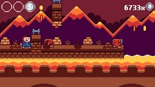 Super Wiloo Demake (Vita) Screenshot 4