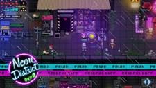 Neon City Riders Screenshot 1