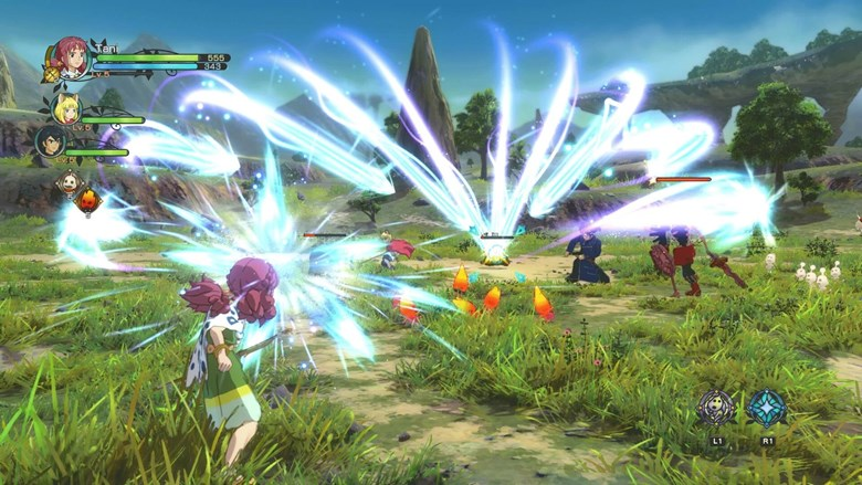Tani is specialized in ranged combat, unleash her skills from a safe distance on your enemies!