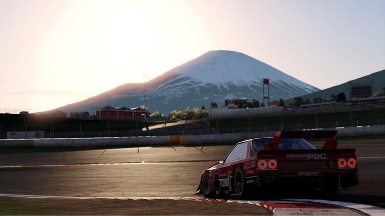 Nissan Skyline Silhouette Formula