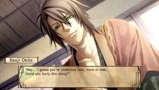 Hakuoki: Junsouroku Screenshot 1