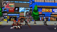 Phantom Breaker: Battle Grounds (Vita) Screenshot 3