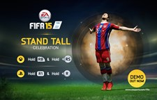 FIFA 15 (PS3) Screenshot 6