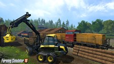 Farming Simulator 15 (PS3) Screenshot 2