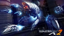 Söldner-X 2: Final Prototype Screenshot 3