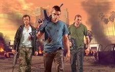 Grand Theft Auto V (PS3) Screenshot 2