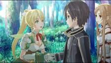 Sword Art Online: Hollow Fragment  (Vita) Screenshot 5