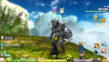 Sword Art Online: Hollow Fragment  (Vita) Screenshot 1