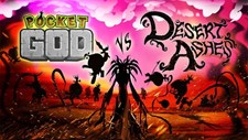 Pocket God vs. Desert Ashes Screenshot 8