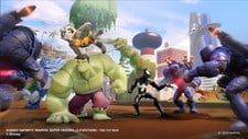 Disney Infinity: Marvel Super Heroes - 2.0 Edition (Vita) Screenshot 2