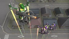Earth Defense Force 2: Invaders from Planet Space (JP) (Vita) Screenshot 8