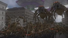 Earth Defense Force 2: Invaders from Planet Space (JP) (Vita) Screenshot 5