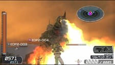 Earth Defense Force 2: Invaders from Planet Space (JP) (Vita) Screenshot 3