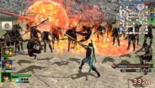 Samurai Warriors Chronicles 3 (Asia) (Vita) Screenshot 3