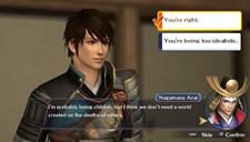 Samurai Warriors Chronicles 3 (Asia) (Vita) Screenshot 2