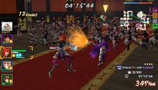Samurai Warriors Chronicles 3 (Asia) (Vita) Screenshot 1