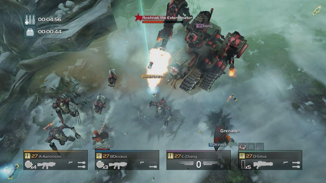 Helldivers matchmaking problems