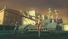 Earth Defense Force 2: Invaders from Planet Space (JP) (Vita) Screenshot 1