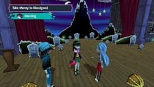 Monster High - New Ghoul In School Screenshot 4