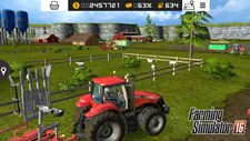 Farming Simulator 16 (Vita) Screenshot 4