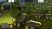 Farming Simulator 16 (Vita) Screenshot 2