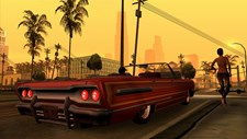 Grand Theft Auto San Andreas (PS3) Screenshot 3