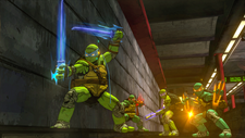 Teenage Mutant Ninja Turtles: Mutants in Manhattan (PS3) Screenshot 5