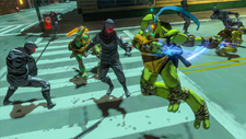 Teenage Mutant Ninja Turtles: Mutants in Manhattan (PS3) Screenshot 4